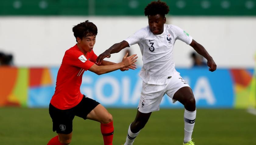 U17世界杯-韩国1-3法国日本0-0 荷兰1-3吞两连败