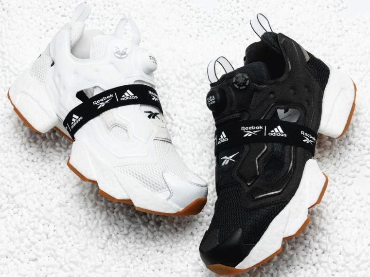 黑白双生,裂变聚能 Reebok X Adidas InstaPump Boost新势再袭