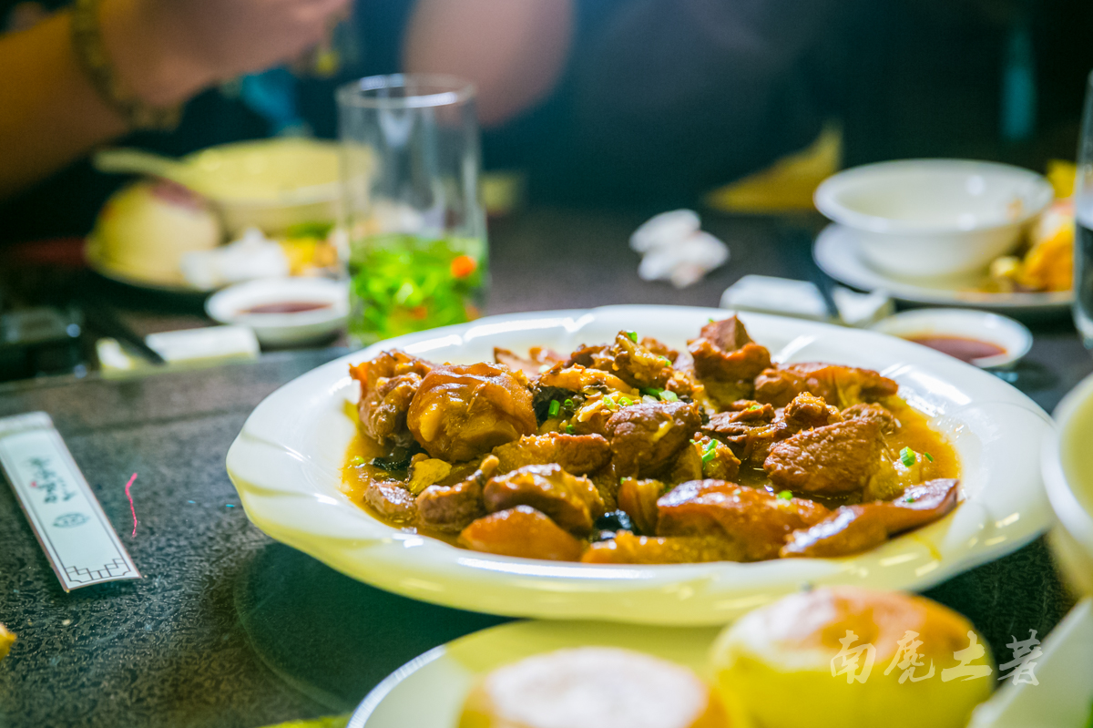 最有故事的家宴,每一道菜都是一段历史