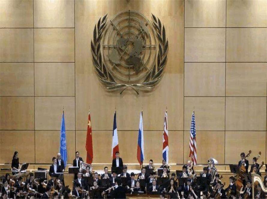 如果没有核武器,五大常任理事国想挑占剩余18