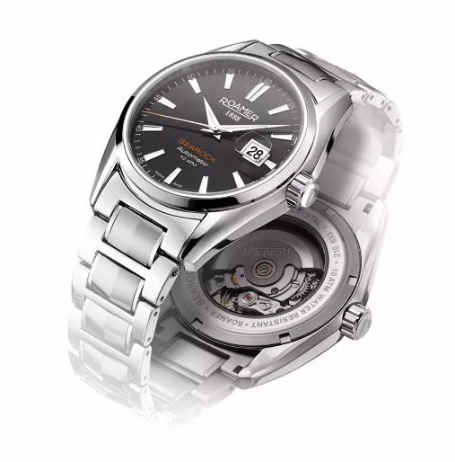百年腕表之旅 瑞士羅馬表的經典與時尚