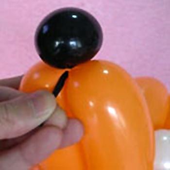 氣球小狗怎么編?2020氣球小狗造型教程圖解