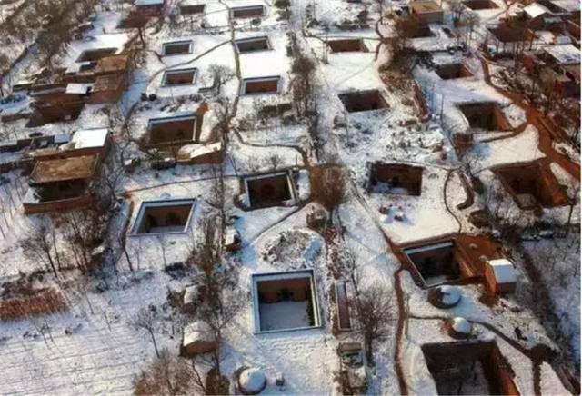 陕西1600年神秘古村,走进村子听到声音看不见人,你去过吗?