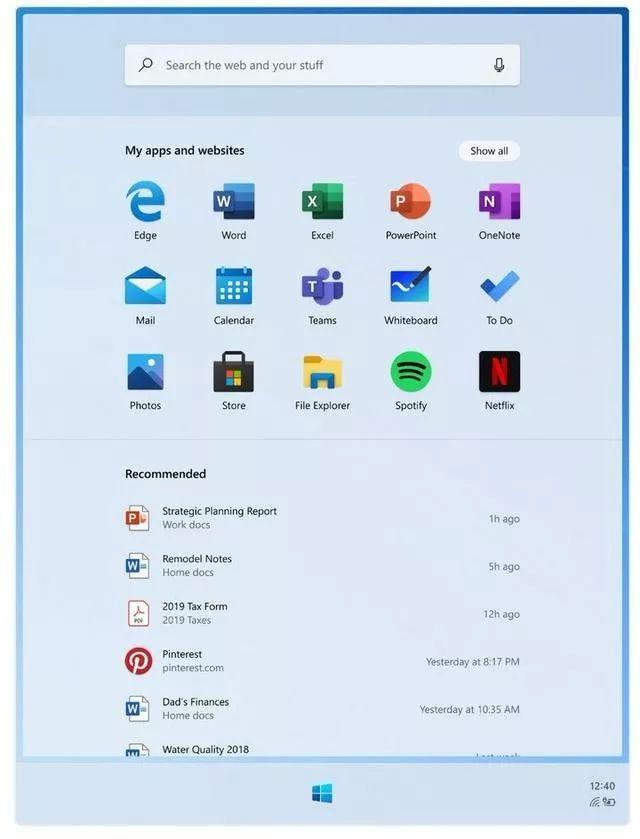 微软全新Win10X细节一览的照片 - 3