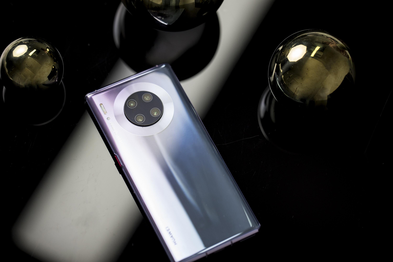 华为Mate30 5G版体验:麒麟990芯片加持的照片 - 7