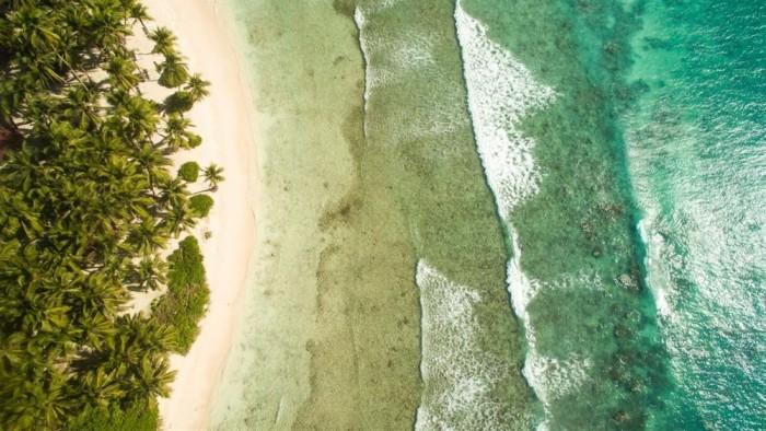 微软放出沙滩海浪主题的免费Win10壁纸包的照片 - 3