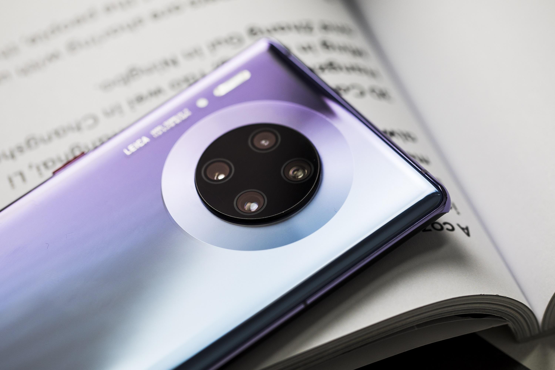 华为Mate30 5G版体验:麒麟990芯片加持的照片 - 6