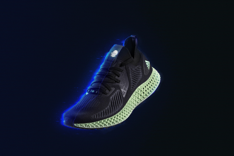 阿迪达斯X星球大战联名4D跑鞋来袭  星战粉准备好了么