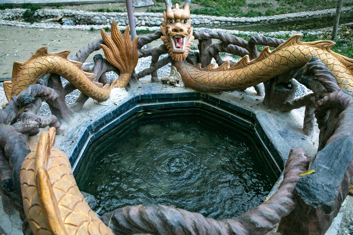 """新疆有个小江南,堪称""""塞外第一胜景"""",曾是温宿古国的公园"""