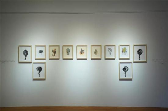 栗原十五最新个展《有趣的灵魂》在北极熊画廊隆重开幕