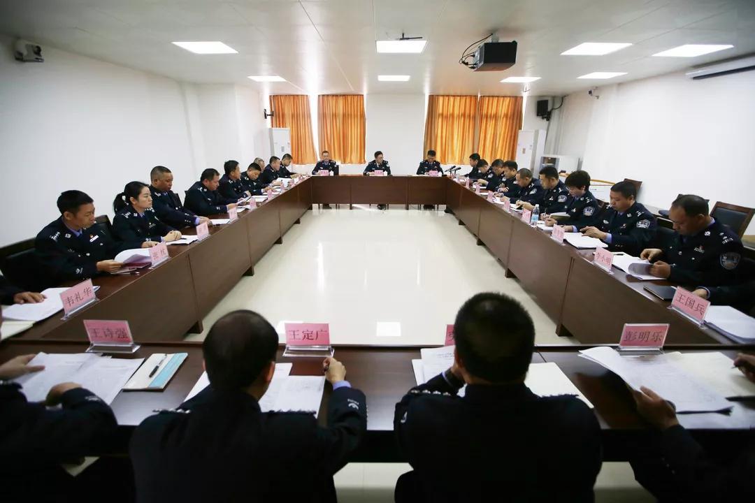 广西出入境边防检查总站党的建设工作会议 左江网