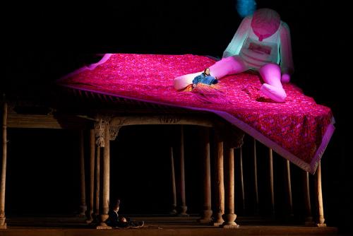 歌剧《塞魅丽》重新构想版将在2019年上海国际艺术节上演