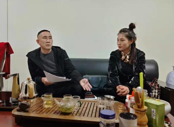 山东莒县新的社会阶层人士联谊会一传媒分会在行动