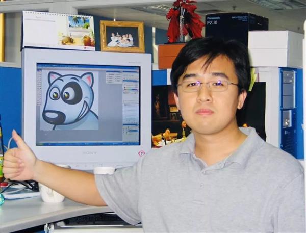 QQ为什么是一只企鹅?官方答案公布的照片 - 9