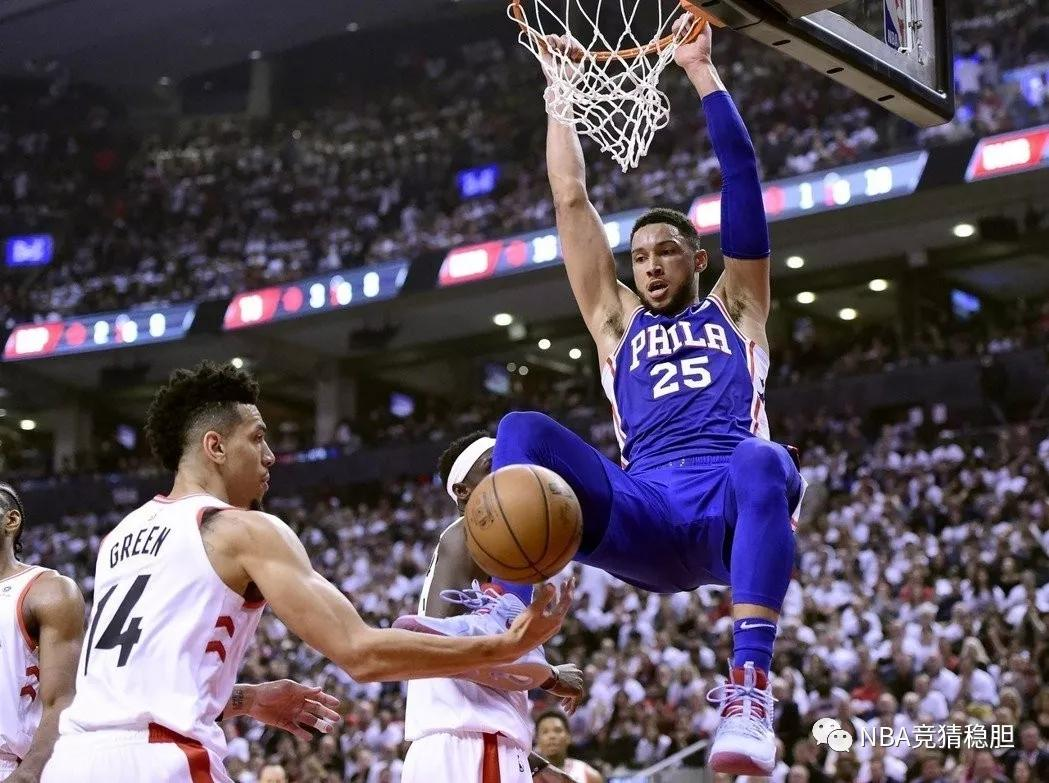 NBA推荐 犹他爵士 VS 费城76人 赛事分析 比分预测