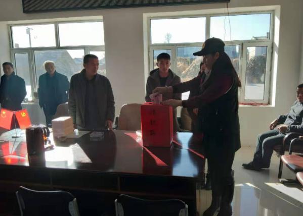 中国公益在线黑龙江宝清县五九七农场爱心工作站捐助癌症患者