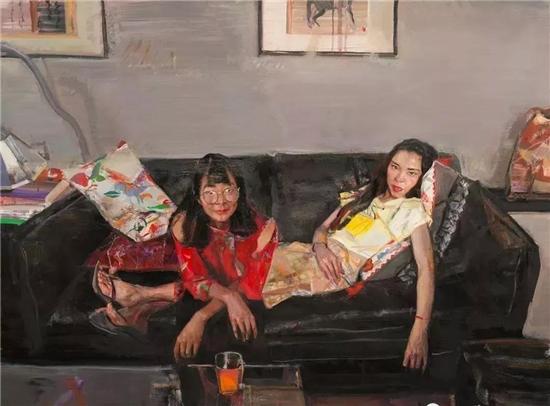 寻找真实-杨参军油画作品研究展