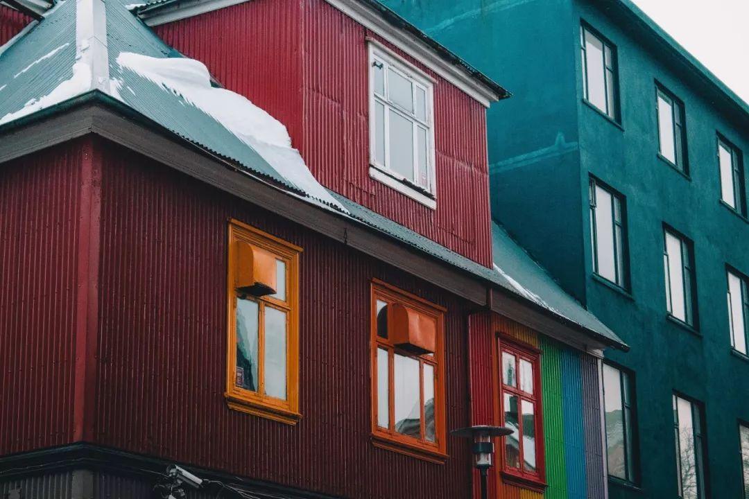 冰岛文艺的首都雷克雅未克