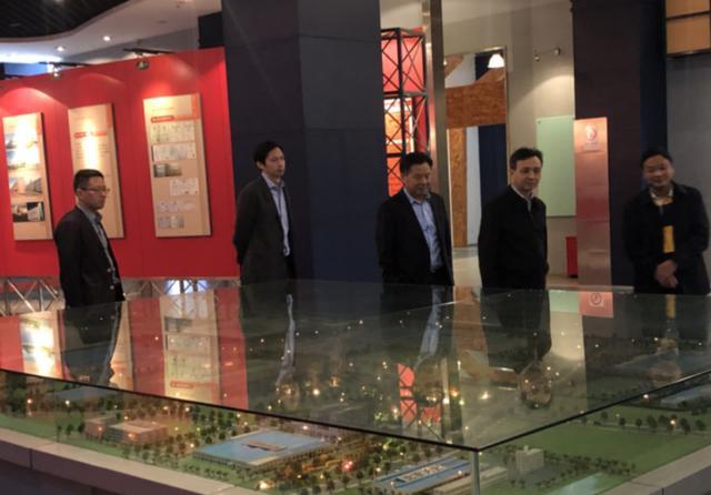 南京副市长冉华调研企业票据融资情况 同城票据网CEO曹石金陪同