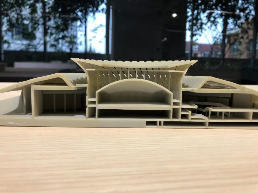 德州國際會展中心3D打印技術