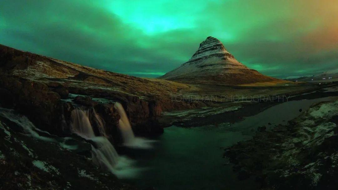 冰岛斯奈山半岛