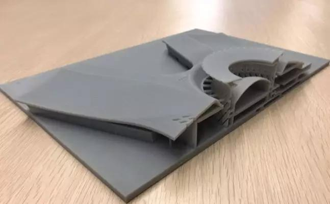 德州国际会展中心3D打印技术