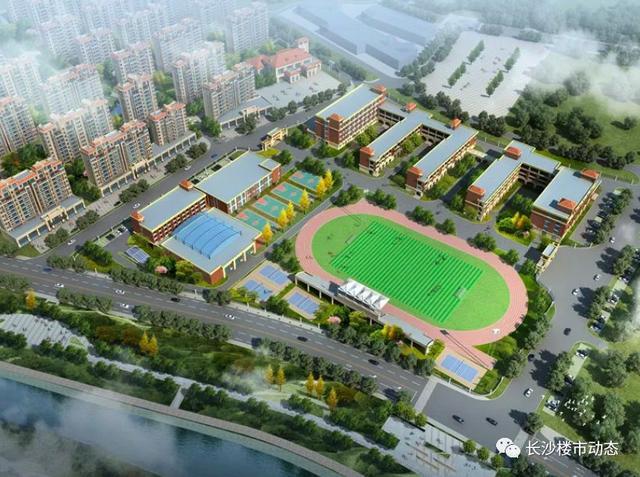 长沙市望城区这9所学校进展!有你关心的吗