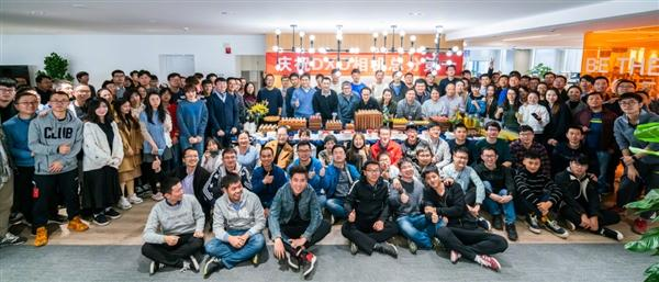 小米CC9 Pro获DxO总分第一 相机部开Party庆祝的照片 - 2