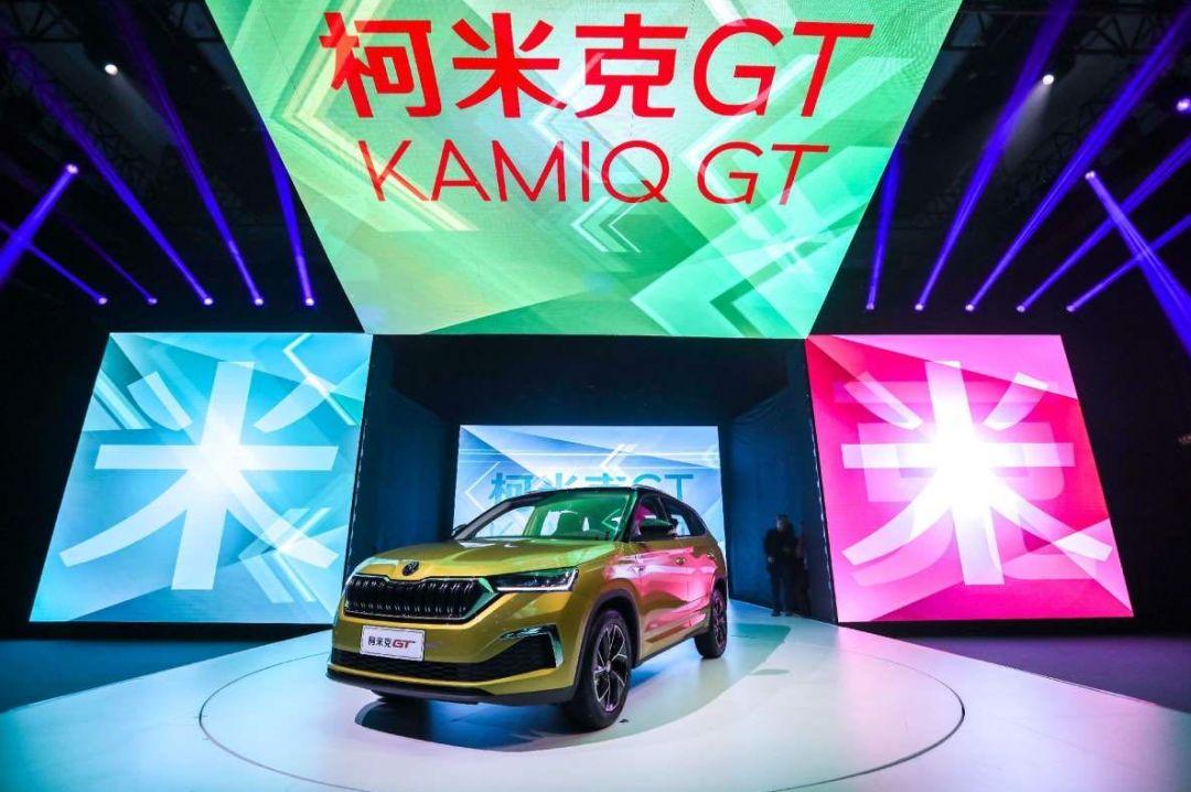 """继续加码中国市场 斯柯达SUV GT家族""""成立"""""""