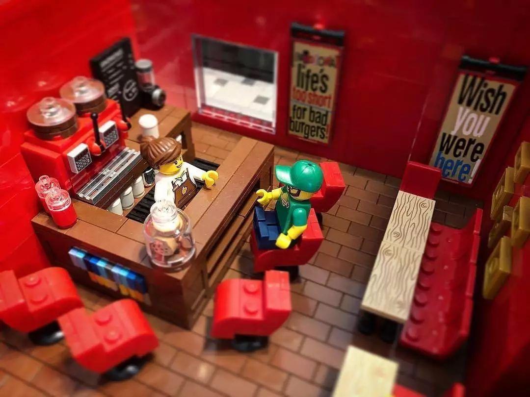 北欧咖啡馆