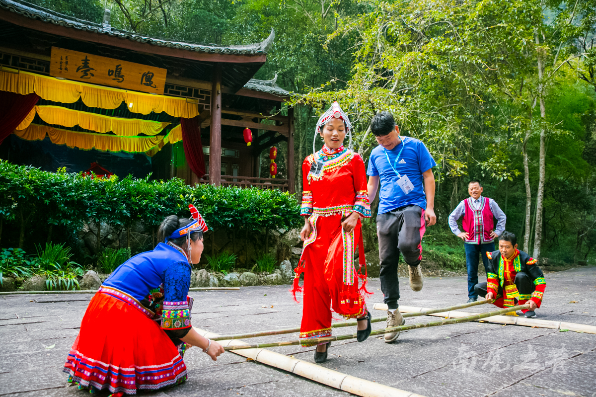寻觅浙江唯一的少数民族聚居地,龙脉幻若仙境