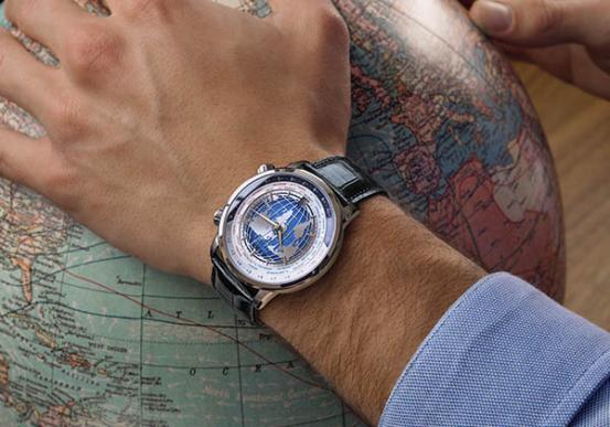艾戈勒再推力作迎战双11,世界时手表带你一眼看透世界各地时区