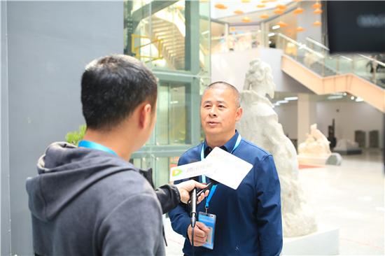 《和文化》黄泉福雕塑艺术展新闻发布会在惠安雕艺文创园成功召开