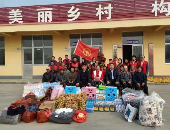山东莒县连翠公益持续开展公益活动