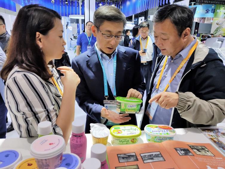 直击进博会丨三元旗下品牌闪耀亮相  融合全球智慧服务中国市场