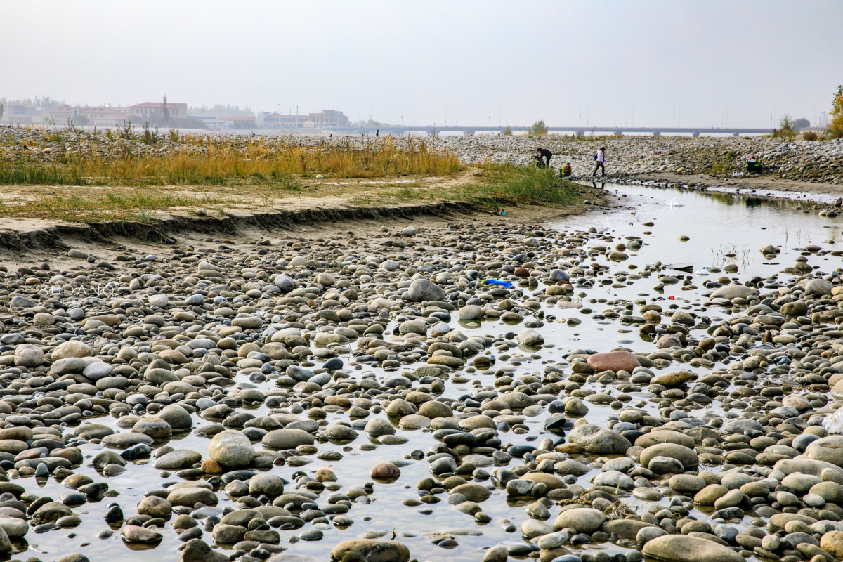游客跑去新疆挖玉,一块石头喊价80万,挖玉人坦言:不懂不要买