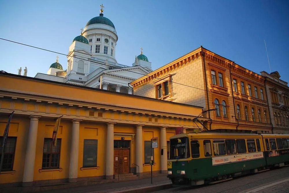 赫尔辛基设计区