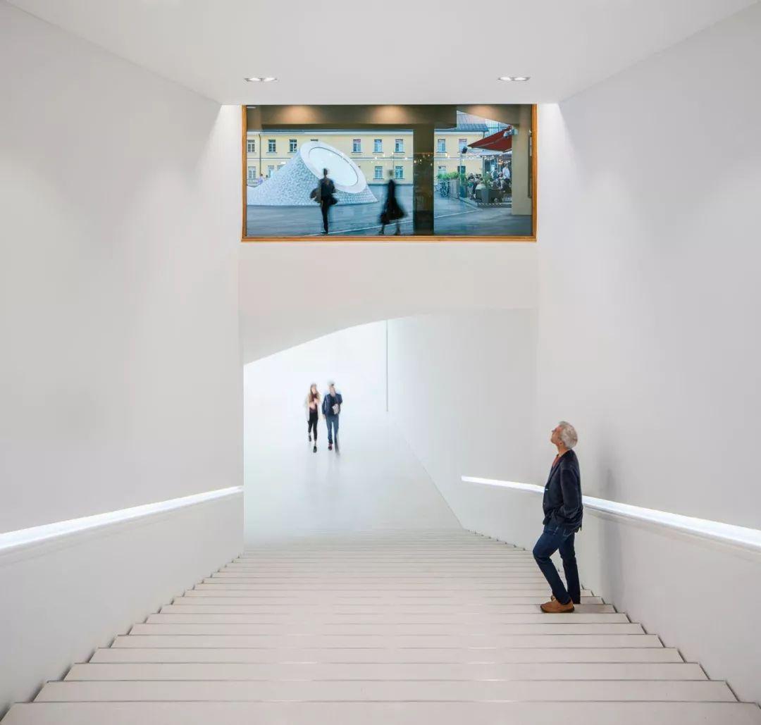 AmosRex 艺术博物馆