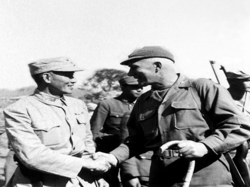 中国远征军第38师_孙立人被软禁前的最后光荣时刻_高雄