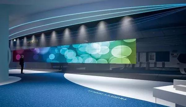 數字展廳設計