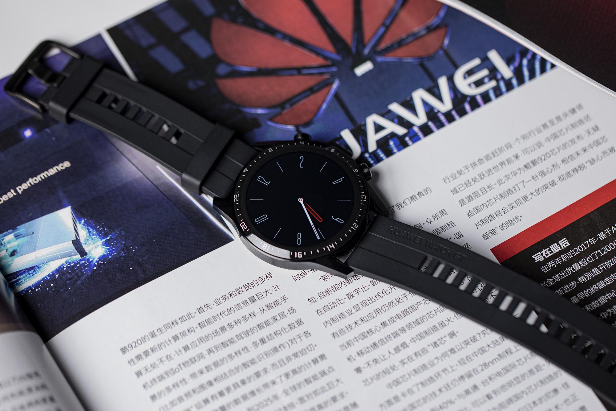 华为Watch GT2体验:麒麟A1加持,一个月仅充电两次的照片 - 3
