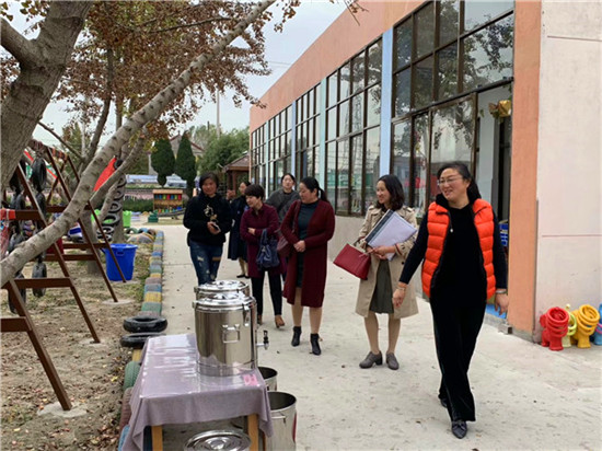 迎评促成长且行且努力――江苏海安高新区海南幼儿园迎接质量督导评估