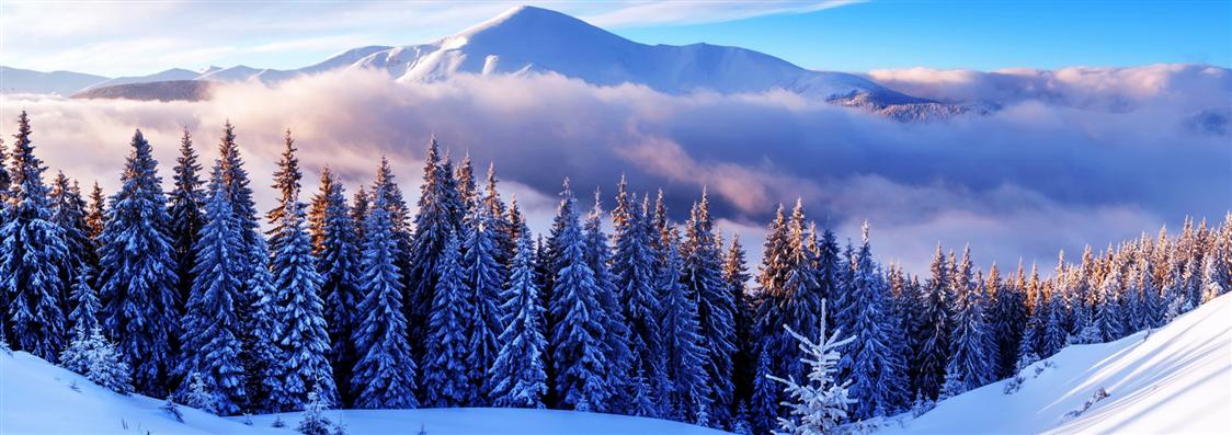 冬天不去旅行 你将错过的绝美风光如此之多