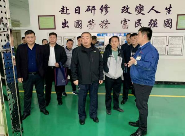 吉林省就业局代表团到访大连开展劳务交流对接