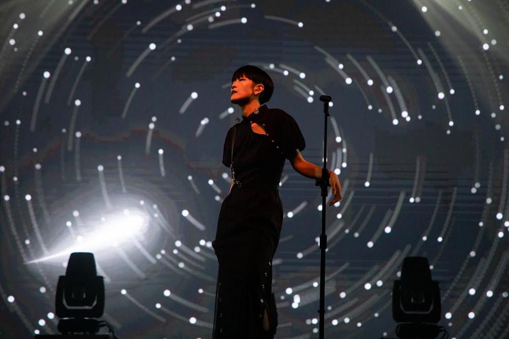 陈珊妮专访:演出场地不论大小 当成一件作品去完成它