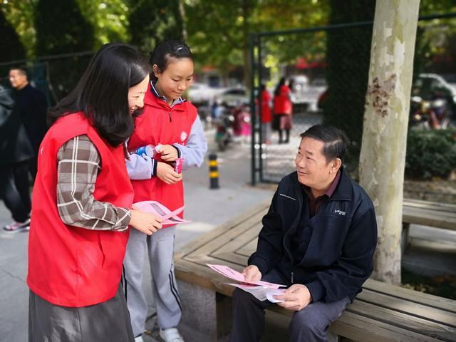 淄博高新区华侨城小学:用我一颗糖 换你一支烟
