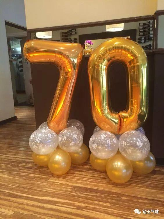 生日立柱氣球布置教程!2020最新氣球立柱圖片