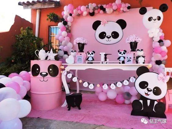 熊貓氣球造型教程!不知道怎么吹如何做的速看