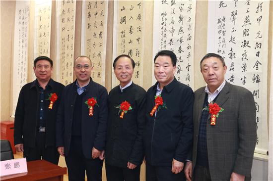 书法教育校园公益行暨张守镇书法艺术研究中心揭牌仪式在京举行