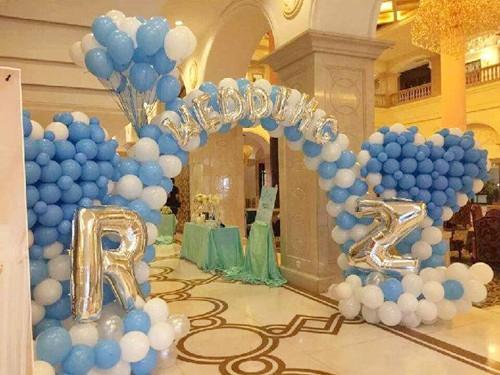 用氣球做婚禮布置教程!讓氣球點綴你的浪漫婚禮